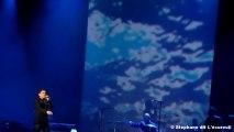 """Marc Lavoine """"Le Pont Mirabeau"""" live @ Chambéry"""