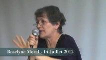 Dr Roselyne Morel: Les médecins et l'orthodoxie médicale 1/2