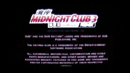 tips midnight club 3 dub edition remix ps2