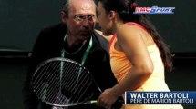Exclu RMC Sport / W. Bartoli : « Avec Marion, ce devrait être mieux » 11/04