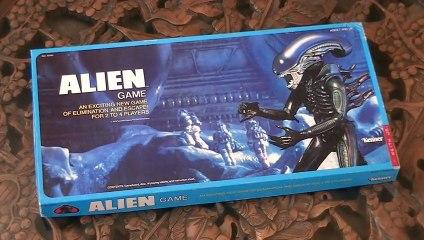 ALIEN Board Game (1979)