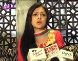*Drashti Dhami* Madhubala EIEJ On Location Bollywood n Glamour Segment 11/04/2013