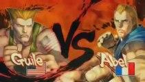 Street Fighter Alpha -Peleas (Audio Latino)