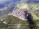 Chambres d'hôtes Cyclotourisme Canoë Kayak Puycelci Puycel