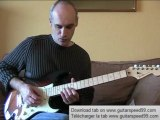 Cours de guitare - Hey Joe Solo (Jimi Hendrix)