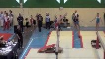 Championnat d'Ile De France de gymnastique, individuel. GAM & GAF