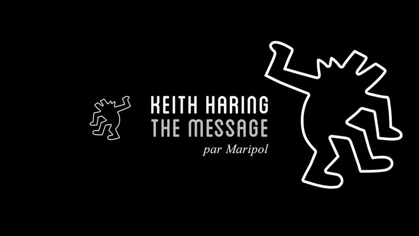 """""""Keith Haring, The Message"""" la bande-annonce"""