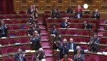 El Senado francés aprueba el proyecto de ley de...