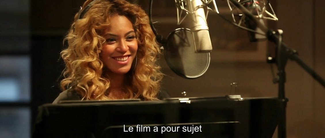 Epic : La Bataille du Royaume Secret - Featurette Beyonce VOST HD