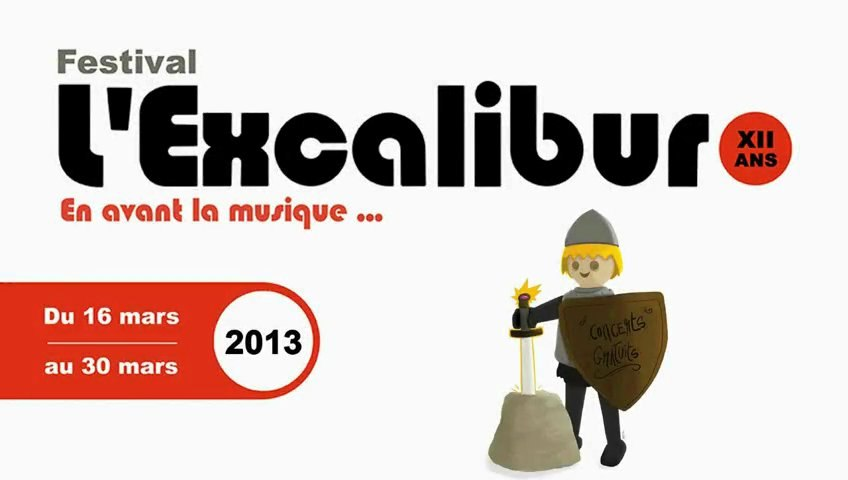 L'Excalibur fête ses 12 ans