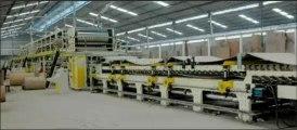 Corrugated karton Produksyon ng Line karton machine packaging machine