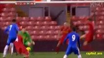 Liverpool U18 vs Chelsea U18 - 2013 FA Youth Cup Semi Final - 1st Leg