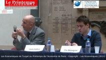 Quel avenir pour l'industrie française - Louis Gallois aux Economiques de Turgot