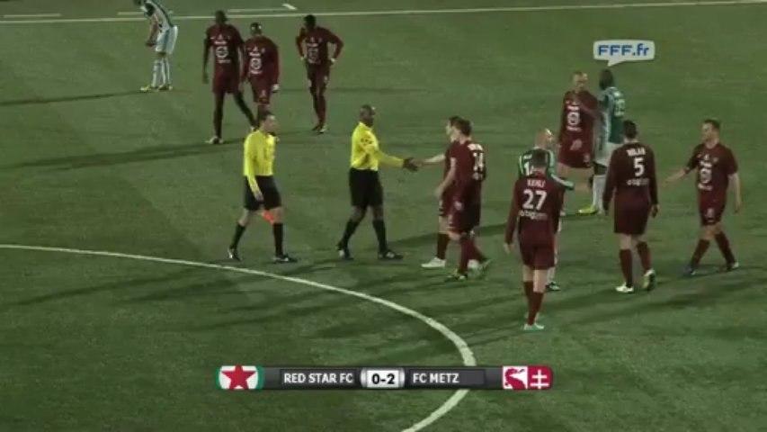 Red Star FC 0 - 2 FC Metz (12/04/2013)