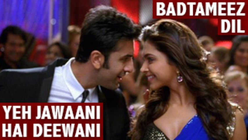 Badtameez Dil - Full Song - Yeh Jawaani Hai Deewani