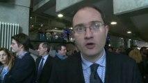 Interview de Guillaume Bachelay au Conseil national du PS - 13 avril 2013