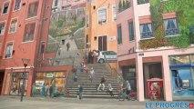 Lyon : le mur des Canuts version 2013 se dévoile