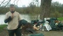 Nettoyage des berges de Seine - Collectif ZAC des bords de Seine - 78955 Carrières-sous-Poissy
