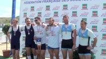 Championnat de France bateaux courts 2013 - Finales Handi-Aviron
