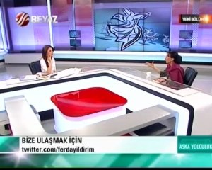 Cemalnur Sargut ile Aşka Yolculuk 13.04.2013 2.Kısım