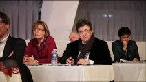 """J.-L. Mélenchon au congrès de la CGT dans le """"13H15 Le Dimanche"""""""