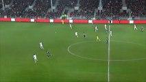 But Diego RIGONATO (77ème) - Stade Brestois 29 - Stade de Reims (0-2) - saison 2012/2013