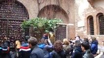 Romeo and Juliet House in Verona Italy - Casa di Giulietta - Romeo und Julia