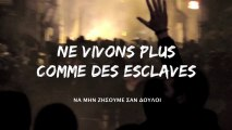 Ne vivons plus comme des esclaves BA/trailer HD bilingue/δίγλωσση Yannis Youlountas