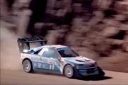 Climb Dance - Peugeot 405 T16 à Pikes Peak en 1988