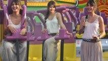 Jacqueline Fernandez Unveils A Top Spin Ride @ Essel World