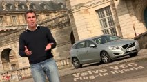 Volvo V60 Plug-in Hybrid à l'essai