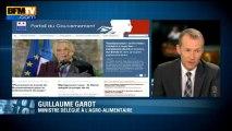 Le ministre Guillaume Garot dévoile son patrimoine sur BFMTV - 15/04