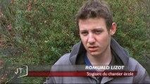 Fontenay-le-Comte : Un chantier-école pour les jeunes