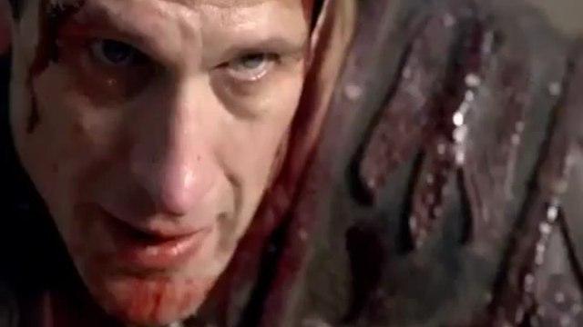 Spartacus s03e10 Spartacus and Crassus After Battle