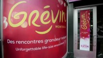 Le Musée Grévin s'exporte à Montréal