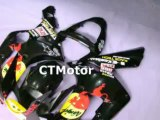 CTMotor 2003-2004 KAWASAKI ZX6R ZX-6R 636 FAIRING 58A