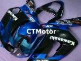 CTMotor 2003-2004 KAWASAKI ZX6R ZX-6R 636 FAIRING 63A