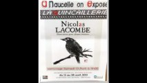 A Naucelle on expose : Nicolas Lacombe. Illustrations albums jeunesse.