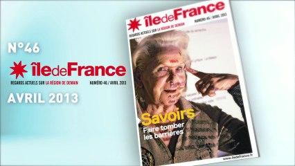 Île-de-France n°46 - Avril 2013