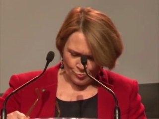 Ouverture des 3e Assises de l'EEDD - Discours  Françoise Moulin-Civil