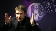 """Rencontre avec Sébastien Dupuis - """"J'ai grandi avec Marcico, un mec qui bouffe des pizzas et qui ruine tout le monde sur le terrain!"""""""
