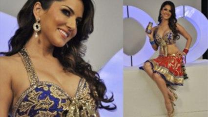 Sunny Leone's Looks Hot @ XXX Energy Drink Photo Shoot