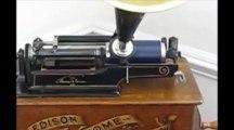 Little Miss Perfect - Edison Phonograph