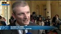 L'entretien exclusif de Jérôme Cahuzac à BFMTV très attendu par Olivier Falorni - 16/04