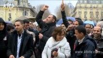 Paris : les Coptes rassemblés pour les Chrétiens d'Egypte