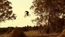 Crazy BMX Dirt Jump Session