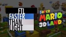 FTL - Speedrun de Super Mario 3D Land en 58 minutes