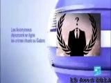 Scandale des crimes rituels au Gabon + Anonymous