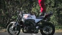 Extreme Motorcycle Stunts Rider - Jorian Ponomareff
