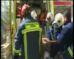 Πυρκαγιά σε λεβητοστάσιο ξενοδοχείου, το σενάριο της άσκησης των Πυροσβεστών στο Καρπενήσι